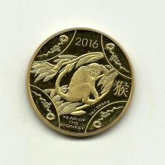 Australia - 2016 ANUL MAIMUTEI - Moneda PROOF