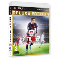 FIFA 16 Deluxe Edition PS3