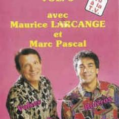 Caseta Maurice Larcange Et Marc Pascal – Bal À Papa Vol. 3