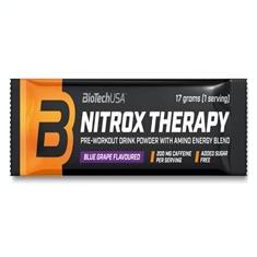 Supliment Alimentar Nitrox Therapy 17 grame Bio Tech USA Cod: BTNNTP