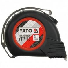 Ruleta 3x16mm, nylon, magnetica, Yato YT-7110