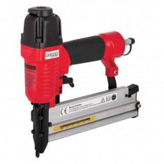 Capsator pneumatic de tapiterie pentru capse si cuie 15-50 mm Raider Power Tools RD-AS02