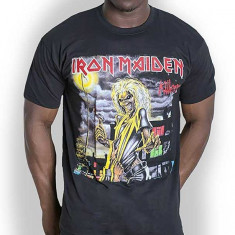 Tricou Iron Maiden: Killers Cover