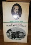 pe urmele lui Mihail Kogalniceanu - Augustin Z.N. Pop