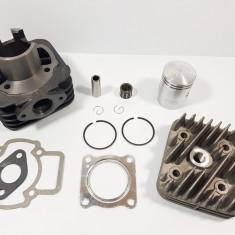 Kit Cilindru Set Motor + CHIULOASA Scuter Gilera Easy Moving 49cc 50cc AER