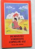Texte din Biblie Dumnezeu vorbeste copiilor sai   - 1991