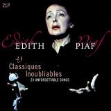 Edith Piaf 23 Classiques Inoubliables LP remastered DMM (2vinyl)