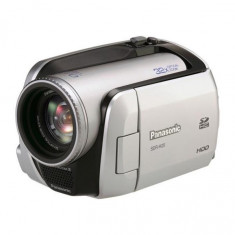 PANASONIC SDR H20  - CAMERA VIDEO  HDD - SD Card, Hard Disk, 30-40x, Intre 3 si 4 inch