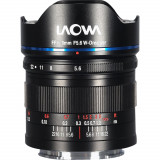 Obiectiv Manual Venus Optics Laowa 9mm F5.6 FF RL Ultra-Wide pentru Nikon Z-mount