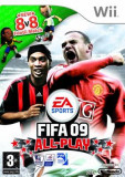 Fifa 09 All Play Nintendo Wii