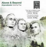 Vand dublu CD audio Above & Beyond - Anjunabeats vol 5, original, HOLOGRAMA