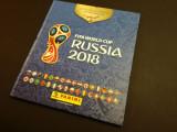 Album gol Panini World Cup 2018 Russia editia Hardcover Austria