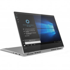 Laptop 2-in-1 Lenovo 13.3'' Yoga 730, FHD IPS Touch, Intel Core i5-8265U , 8GB DDR4, 256GB SSD, GMA UHD 620, Win 10 Home, Platinum Silver, A