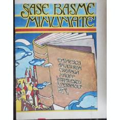 SASE BASME MINUNATE - VASILE GOGEA