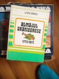 ALMAJUL GRANICERESC -1773-1872