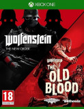 Wolfenstein The New Order & The Old Blood Double Pack Xbox One