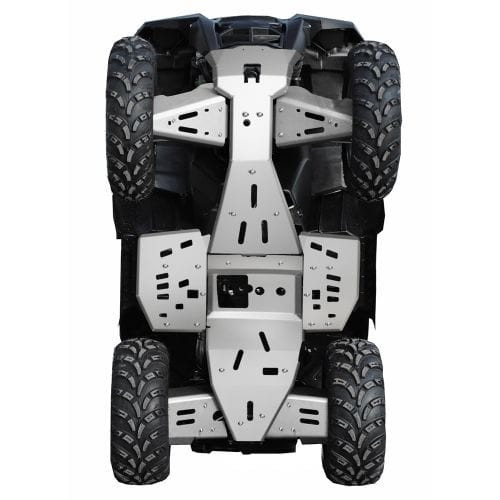 Scut protectie aluminiu Shark Skidplate Polaris Sportsman 850 XP