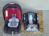 Chicco Key Fix 30 scoica scaun auto copii 0-13 kg, 0+ (0-13 kg), Opus directiei de mers, Isofix