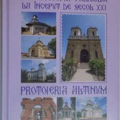 ARHIEPISCOPIA TOMISULUI LA INCEPUT DE SECOL XXI , PROTOIERIA ALTINUM , 2016