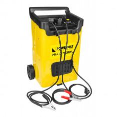 Robot pornire - Redresor cu demaror Powermat 750RWL, 12-24V, 20-900Ah, 10kW