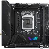 Placa de baza ROG STRIX Z590-I GAMING WIFI, LGA 1200, Asus
