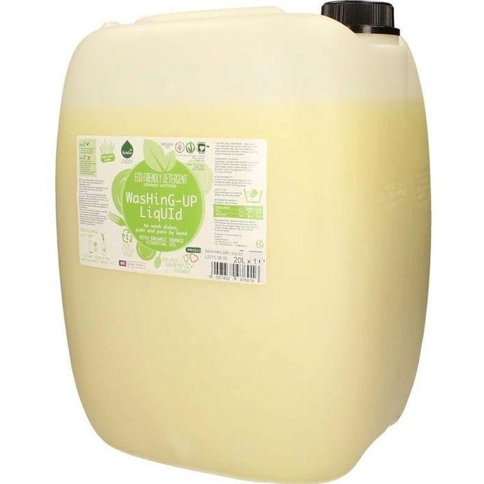 Detergent ecologic cu ulei de portocale pentru spalat vase 20l