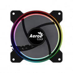 Ventilator Aerocool Saturn 12 FRGB, 120mm, Iluminare LED RGB