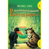 Cumpara ieftin Carte Editura Arthur, Punci cu porunci (Necartonat), Michael Ende, ART