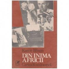 Din inima Africii