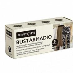Set 5 saci de vidat parfumati pentru fuste si pantaloni Dorano Gonne 45x70 cm