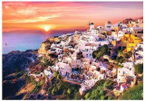 Puzzle Trefl 1000 Sunset over Santorini