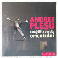 Audiobook CD - Comedii La Portile Orientului - Andrei Plesu. Nou, in tipla