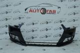 Bară față Audi A4 B9 an 2016-2019 cu găuri pentru Parktronic