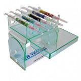 Suport organizare 15 seringi Endo-Station MINI B Blue Cerkamed