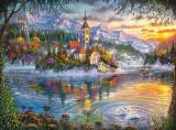 Puzzle Castorland - Fall Splendor 3.000 piese (300495)