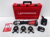 Presa Hidraulica Sertizat ROTHENBERG ROMAX 3000 Fabricatie 2020, Yato