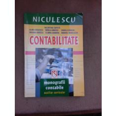 Contabilitate, monografii contabile - Valentin Capota
