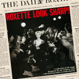 Roxette Look Sharp ! Clear LP (vinyl)