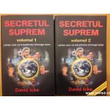 Secretul suprem 2 volume, David Icke