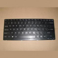 Tastatura laptop second hand Sony VGN-CR BLACK Layout US