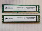 Memorie RAM desktop Corsair 2GB DDR3 1333MHz - poze reale, DDR 3, 2 GB, 1333 mhz
