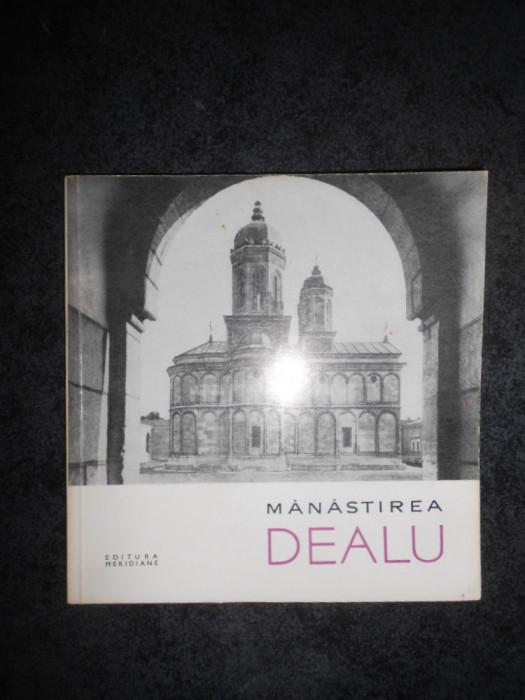 CONSTANTIN BALAN - MANASTIREA DEALU