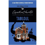 Tabloul | Agatha Christie, Litera