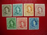 COSTA RICA 1889 MAJ. MH, Nestampilat