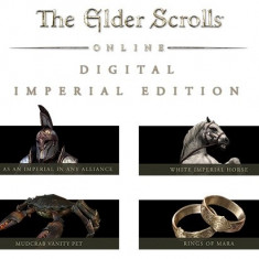 The Elder Scrolls Online: Tamriel Unlimited Digital Imperial Edition PC CD Key