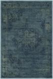 Covor Oriental & Clasic Chloe, Albastru/Multicolor, 100x140, Safavieh