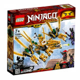 LEGO® Ninjago - Dragonul de aur (70666)