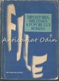 File Din Istoria Militara A Poporului Roman IX - Coordonator: Ilie Ceausescu