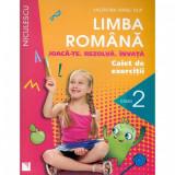 Romana Cls 2 Caiet de exercitii - Valentina Irinel Filip