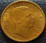 Moneda istorica 200 LEI - ROMANIA REGAT, anul 1945   *cod 5334